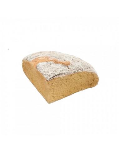 Imitación pan de pueblo 1 cuarto para panaderías pastelerías y escaparates de tiendas