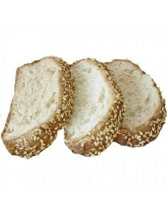 Imitación rebanadas de pan de sésamo para panaderías pastelerías y escaparates de tiendas
