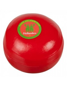 Imitación queso de bola rojo para queserías y charcuterías y escaparates de tiendas