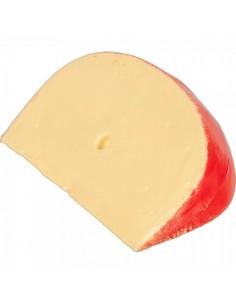 Imitación porción de queso holandés para queserías y charcuterías y escaparates de tiendas