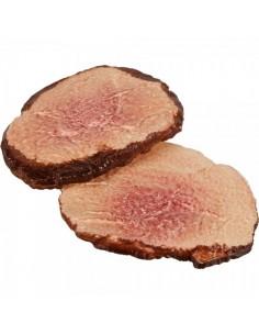 Imitación rosbif (roast beef) para charcuterías y la decoración de escaparates de tiendas