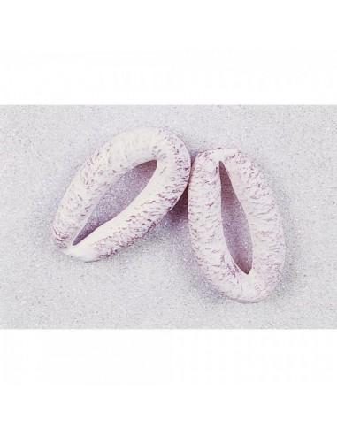 Imitación embutido chorizo tripa blanca para charcuterías y la decoración de escaparates de tiendas