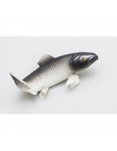 Imitación trucha con la cola doblada para pescaderías y la decoración de escaparates de tiendas o comercios
