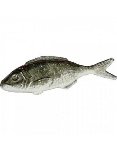 Imitación sardina común para pescaderías y la decoración de escaparates de tiendas o comercios