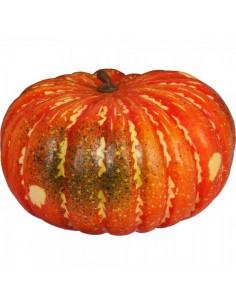 Imitación calabaza americana para fruterías y la decoración de escaparates de tiendas o comercios