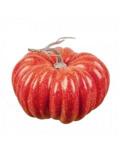 Imitación calabaza silvestre para fruterías y la decoración de escaparates de tiendas o comercios