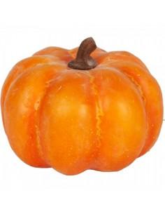 Imitación calabaza americana naranja para fruterías y la decoración de escaparates de tiendas o comercios