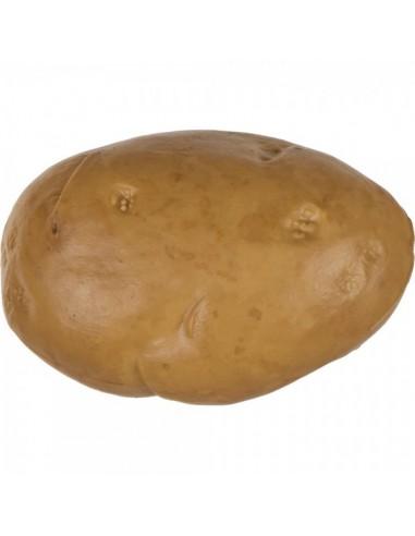 Imitación patata de tierra marrón para fruterías y la decoración de escaparates de tiendas o comercios