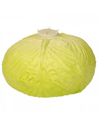 Imitación repollo verde natural para fruterías y la decoración de escaparates de tiendas o comercios