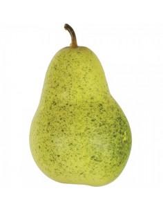Imitación pera verde para fruterías y la decoración de escaparates de tiendas o comercios