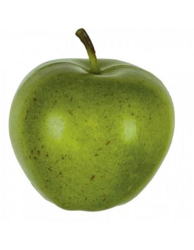 Imitación manzana verde para fruterías y la decoración de escaparates de tiendas o comercios