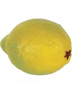 Imitación limón amarillo para fruterías y la decoración de escaparates de tiendas o comercios
