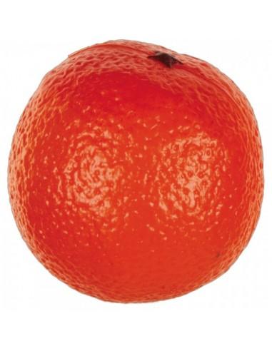 Imitación naranja valenciana para fruterías y la decoración de escaparates de tiendas o comercios