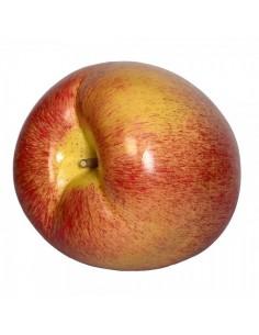 Imitación manzana fuji grande para fruterías y la decoración de escaparates de tiendas o comercios