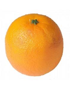 Imitación naranja natural para fruterías y la decoración de escaparates de tiendas o comercios