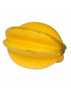 Imitación fruta carambola para fruterías y la decoración de escaparates de tiendas o comercios