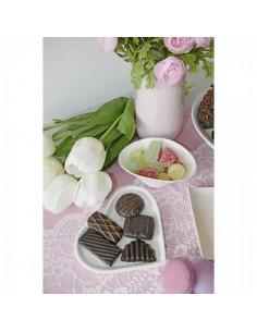 Imitación bombones de chocolate para panaderías pastelerías y escaparates de tiendas