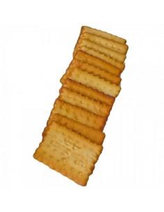 Imitación galletas de mantequilla cuadradas para panaderías pastelerías y escaparates de tiendas