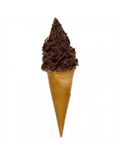 Imitación helado de chocolate para heladerías cafeterías y la decoración de escaparates de tiendas