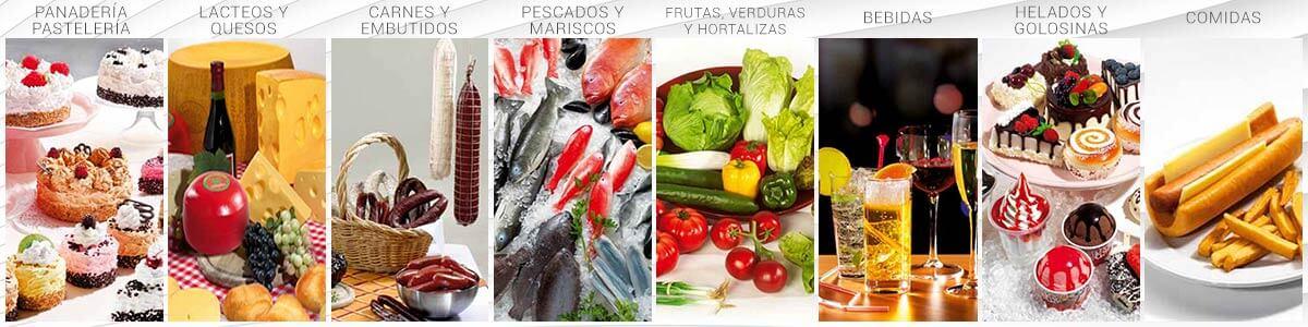 imitación de alimentos y comida ficticia para supermercados teatros y buffet de hoteles