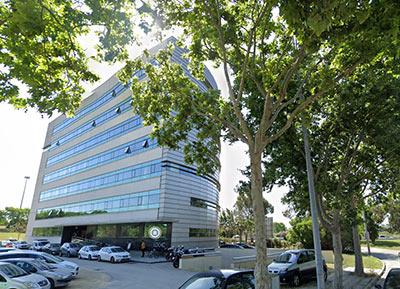 La Decoteca oficinas centrales Barcelona